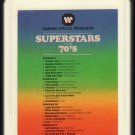 Superstars Of The 70's - Various Rock Tape 1 1973 WB A18B 8-TRACK TAPE