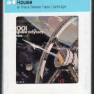 Berlin Philharmonic - 2001: A Space Odyssey 1971 CRC MGM A18B 8-TRACK TAPE