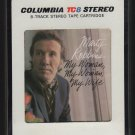 Marty Robbins - My Woman, My Woman, My Wife 1970 CBS Sealed A34 8-TRACK TAPE