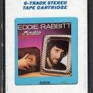 Eddie Rabbitt - Radio Romance 1982 CRC A48 8-TRACK TAPE