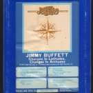 Jimmy Buffett - Changes In Latitudes, Changes In Attitudes 1977 GRT A18F 8-TRACK TAPE