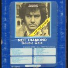 Neil Diamond - Double Gold 1972 GRT BANG A17 8-TRACK TAPE