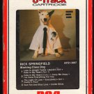 Rick Springfield - Working Class Dog 1981 RCA A18B 8-TRACK TAPE