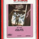 April Wine - Power Play 1982 RCA CAPITOL A18B 8-TRACK TAPE