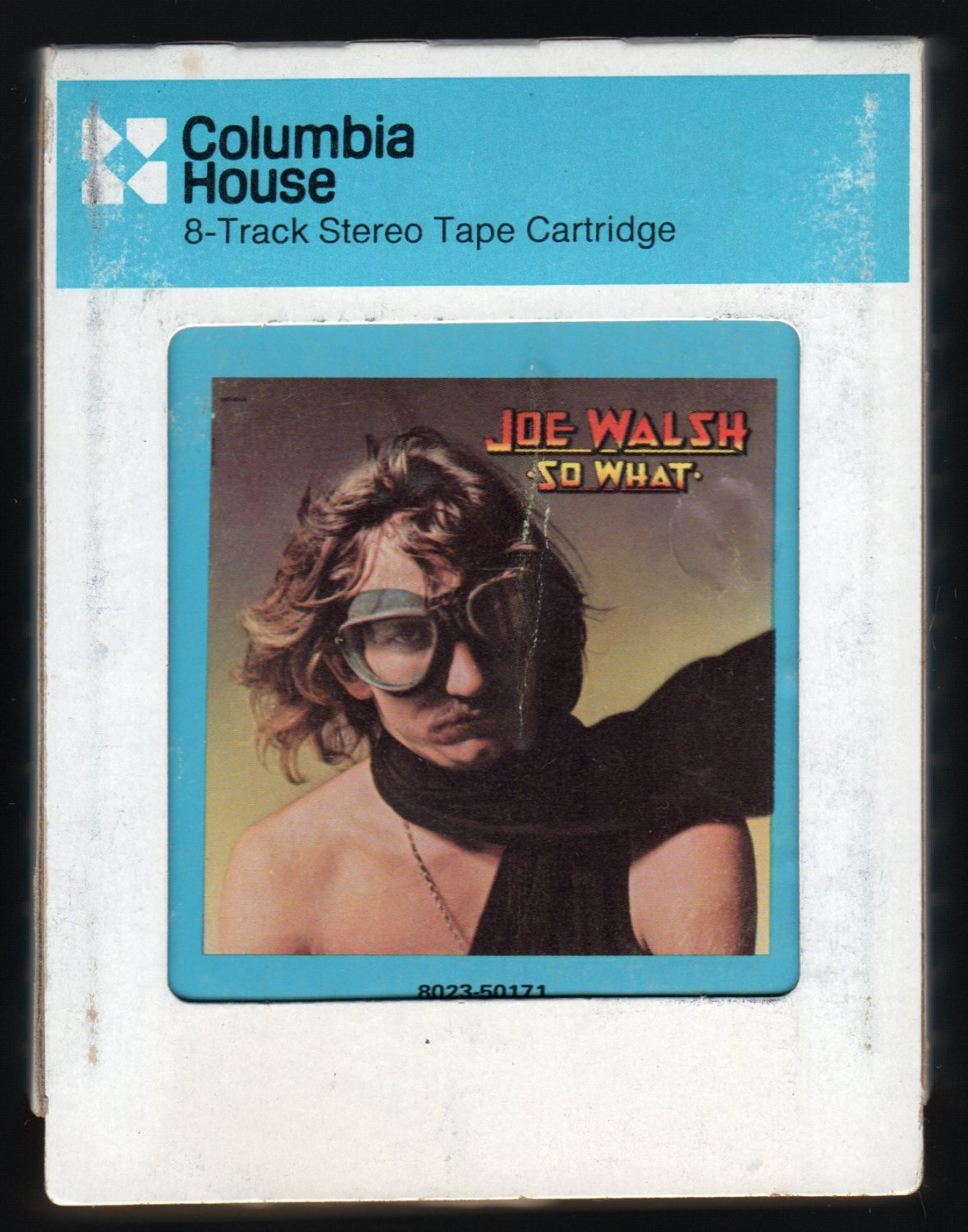 Joe Walsh - So What 1974 CRC ABC A49 8-TRACK TAPE