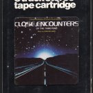 Close Encounters Of The Third Kind - Original Soundtrack 1977 ARISTA A20 8-TRACK TAPE