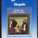 Jethro Tull - Heavy Horses 1978 CHRYSALIS Sealed A20 8-TRACK TAPE