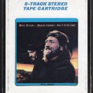 Willie Nelson and Waylon Jennings - Take It To The Limit 1983 CRC A36 8-TRACK TAPE