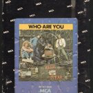 The Who - Who Are You 1978 MCA A36 8-TRACK TAPE