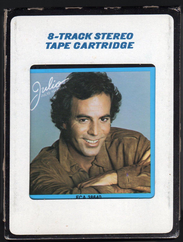 Julio Iglesias - Julio 1983 CRC A43 8-TRACK TAPE