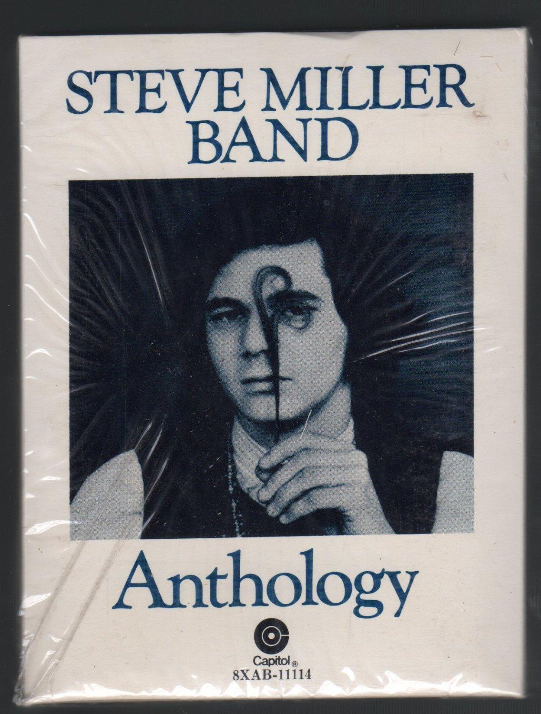 Steve Miller Band - Anthology Box Set 1972 CAPITOL Sealed A25 8-TRACK TAPE