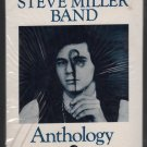 Steve Miller Band - Anthology Box Set 1972 CAPITOL Sealed A25 8-TRACK TAPE