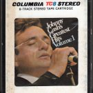 Johnny Cash - Johnny Cash's Greatest Hits Vol 1 1967 CBS A48 8-TRACK TAPE