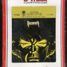Nazareth - Hot Tracks 1976 RCA A&M A48 8-TRACK TAPE