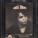 "James Brown - ""Black Caesar"" Original Soundtrack 1973 POLYDOR A4 8-TRACK TAPE"