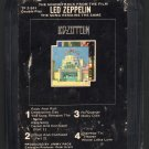 Led Zeppelin - The Song Remains The Same Soundtrack 1976 SWAN SONG Double Play A4 8-TRACK TAPE