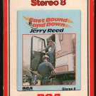 Jerry Reed - East Bound And Down 1977 RCA A25 8-TRACK TAPE