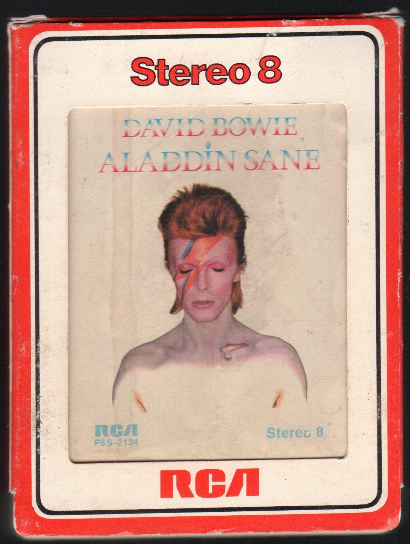 David Bowie - Aladdin Sane 1973 RCA A26 8-TRACK TAPE