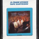 ABBA - The Singles: The First Ten Years 1982 CRC A19A 8-TRACK TAPE