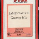 James Taylor - Greatest Hits 1976 RCA WB A2 8-TRACK TAPE