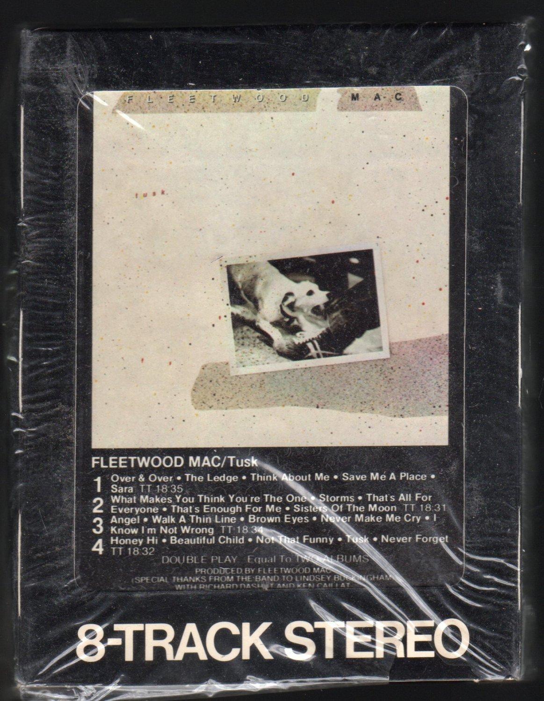 Fleetwood Mac - Tusk 1979 WB A42 8-TRACK TAPE