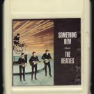 The Beatles - Something New 1964 CAPITOL A36 8-TRACK TAPE
