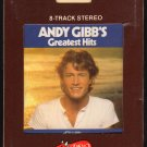 Andy Gibb - Andy Gibb's Greatest Hits 1980 RSO A39 8-TRACK TAPE