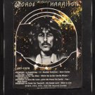 George Harrison - The Best Of George Harrison 1976 CAPITOL A25 8-TRACK TAPE