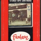 Creedence Clearwater Revival - Willy And The Poor Boys 1969 AMPEX FANTASY A45 8-TRACK TAPE