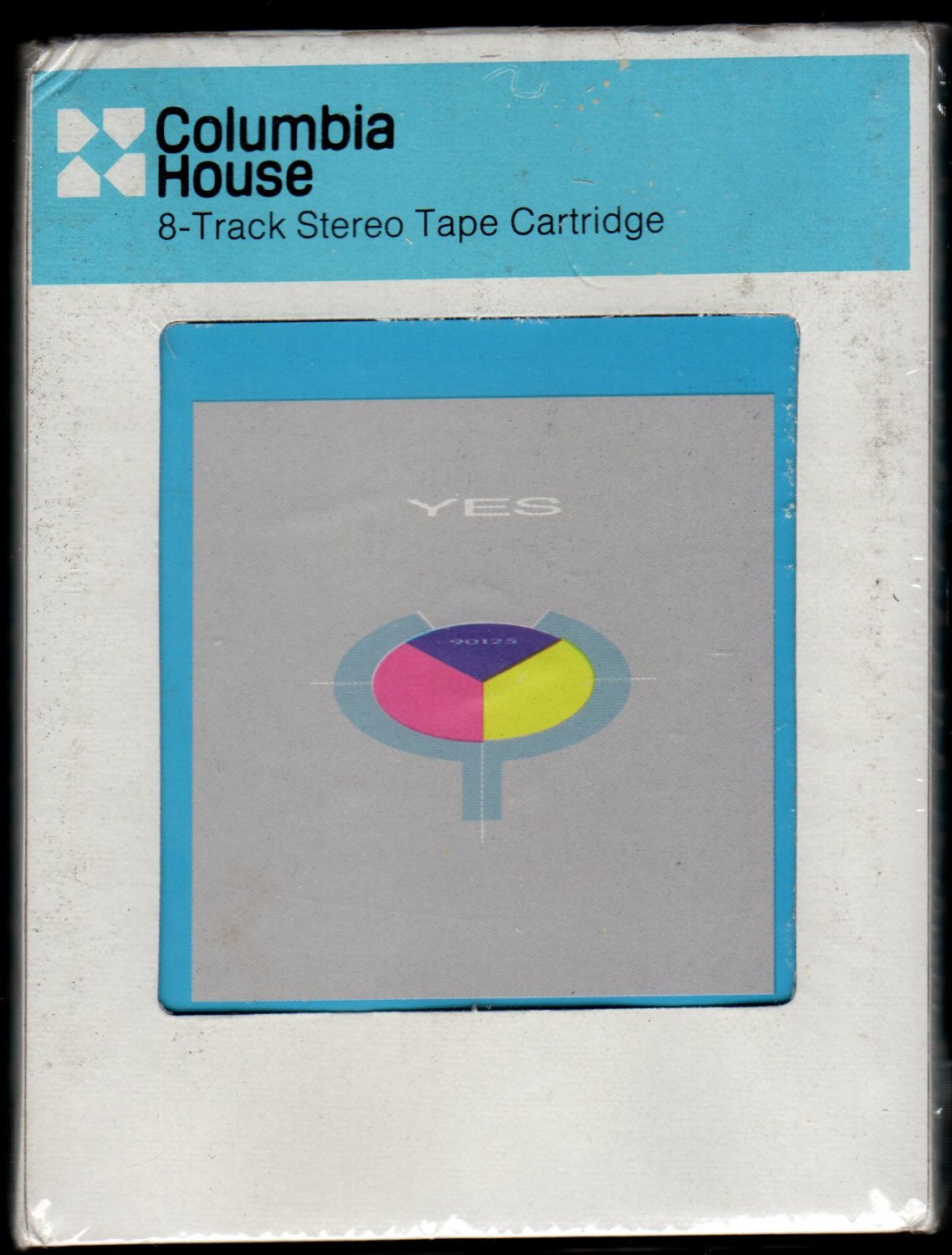 Yes - 90125 1983 CRC ATCO Sealed A45 8-TRACK TAPE