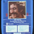 Jim Croce - Photographs & Memories His Greatest Hits 1974 GRT Quadraphonic A15 8-TRACK TAPE