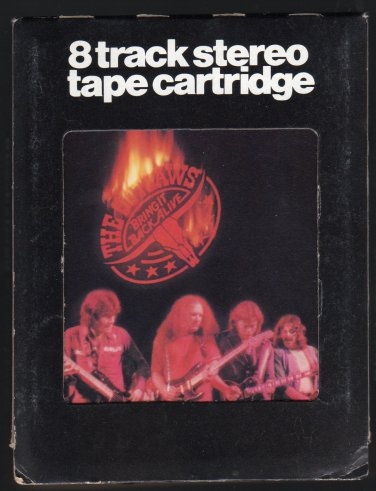 Outlaws - Bring 'Em Back Alive 1978 ARISTA A15 8-TRACK TAPE