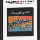 Bruce Springsteen - Greetings From Asbury Park N.J. 1973 Debut CBS A45 8-TRACK TAPE