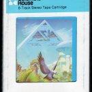 Asia - Alpha 1983 CRC A15 8-TRACK TAPE