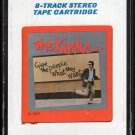 The Kinks - Give The People What They Want 1981 CRC ARISTA A21C 8-TRACK TAPE
