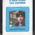 Jackson Browne - Lives In The Balance 1986 CRC ELEKTRA A21C 8-TRACK TAPE