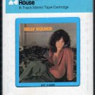 Billy Squier - The Tale Of The Tape 1980 Debut CRC A1 8-TRACK TAPE