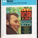 Hank Williams Jr. - Greatest Hits 1970 CRC MGM A21C 8-TRACK TAPE