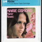 Marie Osmond - Paper Roses 1973 CRC MGM A21C 8-TRACK TAPE