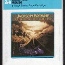 Jackson Browne - Running On Empty 1977 CRC ELEKTRA A21C 8-TRACK TAPE