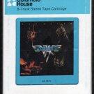 Van Halen - Van Halen 1978 Debut CRC WB A17 8-TRACK TAPE