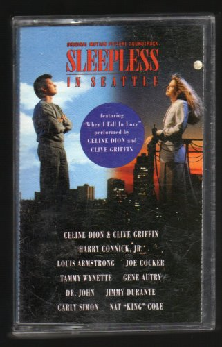 Sleepless In Seattle - Original Motion Picture Soundtrack 1993 EPIC C8 CASSETTE TAPE