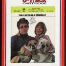 The Captain & Tennille - Love Will Keep Us Together 1975 RCA A&M A18A 8-TRACK TAPE