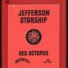 Jefferson Starship - Red Octopus 1975 RCA Quadraphonic A21C 8-TRACK TAPE