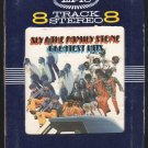 Sly & The Family Stone - Greatest Hits 1970 EPIC A33 8-TRACK TAPE