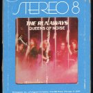 The Runaways - Queens Of Noise 1977 MERCURY A33 8-TRACK TAPE
