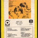 Bee Gees - Best Of Bee Gees 1969 ATCO A33 8-TRACK TAPE
