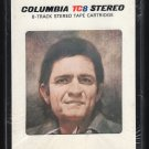 Johnny Cash - The Johnny Cash Collection His Greatest Hits Vol. II 1971 CBS A33 8-TRACK TAPE