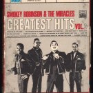 Smokey Robinson and the Miracles - Greatest Hits Vol 2 1968 TAMLA A33 8-TRACK TAPE
