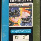 Moody Blues - Days Of Future Passed 1967 AMPEX DERAM A33 8-TRACK TAPE